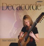 Decacorde: Mari Mantyla
