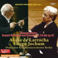 ピアノ協奏曲第2番 ラローチャ、ヨッフム&ベルリン・ドイツ響(1981)