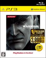 METAL GEAR SOLID 4 -GUNS OF THE PATRIOTS: PLAYSTATION3 the Best