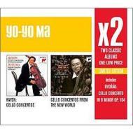 チェロ協奏曲集(ドヴォルザーク、ハーバート、ハイドン)、他 ヨーヨー・マ(2CD)