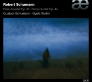 ピアノ五重奏曲、ピアノ四重奏曲 シューマン四重奏団、ギューラ・ストゥレル