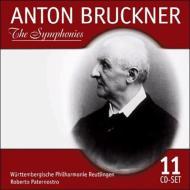 Complete Symphonies : Roberto Paternostro / Reutlingen Wurttemberg Philharmonic (11CD)