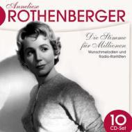 アンネリーゼ・ローテンベルガー/百万人の歌声(10CD)