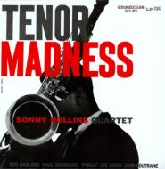 Tenor Madness (アナログレコード/OJC)