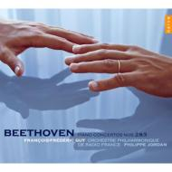 ピアノ協奏曲第2番、第3番 ギィ、P.ジョルダン&フランス国立放送フィル