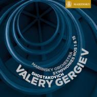 交響曲第1番、第15番 ゲルギエフ&マリインスキー劇場管弦楽団