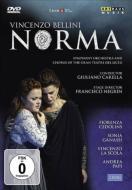 『ノルマ』全曲(日本語字幕付) ネグリン演出、カレッラ&リセウ大劇場、チェドリンス、ラ・スコーラ、他(2007 ステレオ)(2DVD)