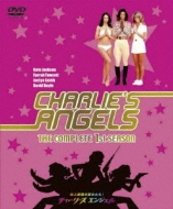 Charlie's Angels SEASON 1 SOFT SHELL COMPLETE BOX