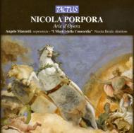 Opera Arias: Manzotti(Sopranista)Breda / I Musici Della Concordia
