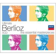 アルティメット・ベルリオーズ(幻想交響曲:メータ&ニューヨーク・フィル、レクィエム:マゼール&クリーヴランド管、他)(5CD)