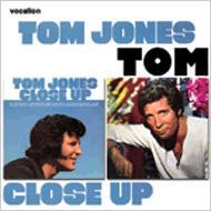 Tom Jones Tom Jones Close Up, Tom & Bonus Single