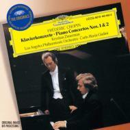 ピアノ協奏曲第1番、第2番 ツィマーマン、ジュリーニ&ロサンジェルス・フィル
