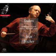交響曲第1番、ハイドンの主題による変奏曲、ハンガリー舞曲第14番 イヴァン・フィッシャー&ブダペスト祝祭管