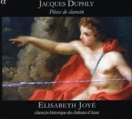 デュフリ:クラヴサンのための作品集 エリザベート・ジョワイエ