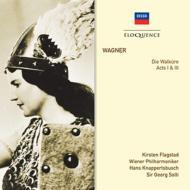 『ワルキューレ』第1幕全曲(クナッパーツブッシュ)、第3幕全曲(ショルティ) ウィーン・フィル、フラグスタート(1957 ステレオ)(2CD)