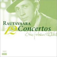 12の協奏曲集 ストルツマン、ガロワ、アシュケナージ、ライネ、セーゲルスタム&ヘルシンキ・フィル、ほか(4CD)