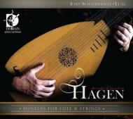 Sonatas For Lute & Strings: Schneiderman(Lute)Blumenstock(Vn)Skeen(Vc)