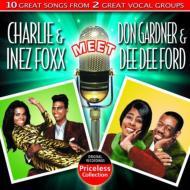 Inez & Charlie Foxx Meet Don Gardner & Dee Dee