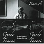 Piano Solo -The Music Of Guido Tononi