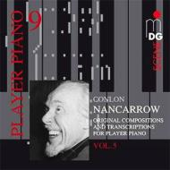 プレイヤー・ピアノVol.9〜珍曲を多数収録した自動ピアノ作品集