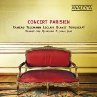Gregoire Jeay Concert Parisien-rameau, Telemann, Leclair