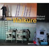 『ワルキューレ』全曲 シモーネ・ヤング&ハンブルク州立歌劇場、シュトルックマン、ポラスキ、他(2008 ステレオ)(4CD)