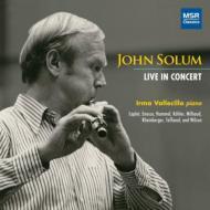 John Solum Live In Concert