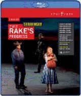 『放蕩息子の遍歴』全曲 ルパージュ演出、大野和士&王立モネ劇場、クレイコム、シメル、他(2007 ステレオ)