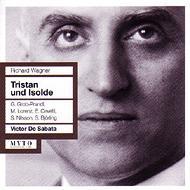 『トリスタンとイゾルデ』全曲 デ・サーバタ&ミラノ・スカラ座(1951 モノラル)(3CD)