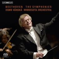 交響曲全集 ヴァンスカ&ミネソタ管弦楽団(5SACD)