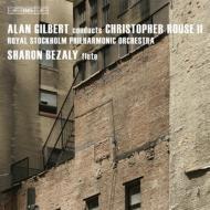 交響曲第2番、悦び、フルート協奏曲 ギルバート&ストックホルム・フィル、ベザリー