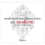 modal sound from Velours,Tokyo 01.moderno