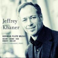 German Flute Music-gieseking, Genzmer, Henze, Hindemith, Karg-elert: Khaner(Fl)Abramovic(P)