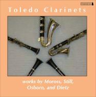 Toledo Clarinets Play Moross, Still, Osborn, Dietz