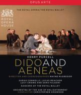 『ディドーとエネアス』全曲 マクレガー演出、ホグウッド&エイジ・オブ・エンライトゥンメント管、コノリー、ミーチャム、他(2008 ステレオ)