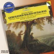 Liebeslieder-Walzer : E.Mathis, Fassbaender, Schreier, F-Dieskau, Sawallisch, Engel