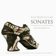 Violin Sonatas: L.o.santos(Vn)Santoro(Cemb)Miranda(Gamb)