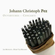 Overtures, Concertos: Heyghen / Les Muffatti