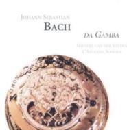 Gamba Sonata, 1, 2, 3, Etc: An Der Velden(Gamb)L'armonia Sonora