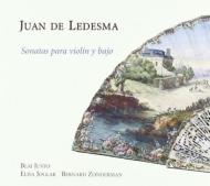 Sonatas For Violin & Bass: Justo(Vn)Joglar(Vc)Zonderman(G)