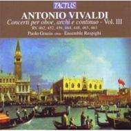 Oboe Concertos Vol.3: Grazia(Ob)Ferri / Ensemble Respighi