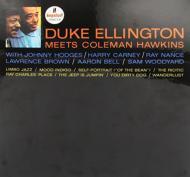 Duke Ellington Meets Coleman Hawkins (高音質盤/45回転/2枚組/180グラム重量盤レコード/Analogue Productions)