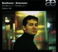 ベートーヴェン:ピアノ・ソナタ第32番、シューマン:幻想曲 フレンク・ヴィジ