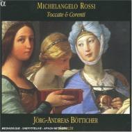 17世紀の「前衛音楽」 -ミケランジェロ・ロッシの鍵盤作品 イェルク=アンドレアス・ベッティヒャー(cemb)