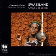 Swaziland -Chants Des Swazi