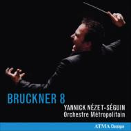 交響曲第8番 ネゼ=セガン&メトロポリタン管弦楽団(2CD)