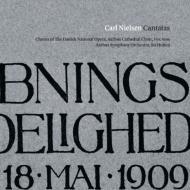 カンタータ集 ホルテン&オーフス響、オーフス大聖堂合唱団、デンマーク国立歌劇場合唱団、他