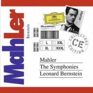 交響曲全集(第1番〜第10番『アダージョ』) バーンスタイン&ウィーン・フィル、ニューヨーク・フィル、コンセルトヘボウ管(11CD)