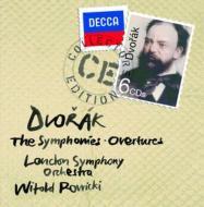 交響曲全集、序曲集 ロヴィツキ&ロンドン交響楽団(6CD)