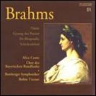合唱と管弦楽のための作品集 ティチアーティ&バンベルク響、バイエルン放送合唱団、クート